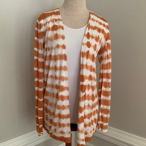 Corey Lynn Calter Open Front Cardigan Size Small